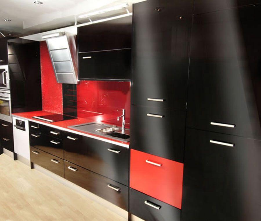 Keukens op maat ontwerp keukens op maat gemaakte keuken - Moderne designkeuken ...